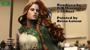 Read more about the article Boudicca by FeR Miniatures