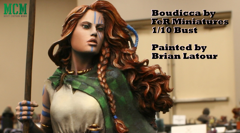 You are currently viewing Boudicca by FeR Miniatures