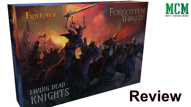 You are currently viewing Living Dead Knights Review – Fireforge Games