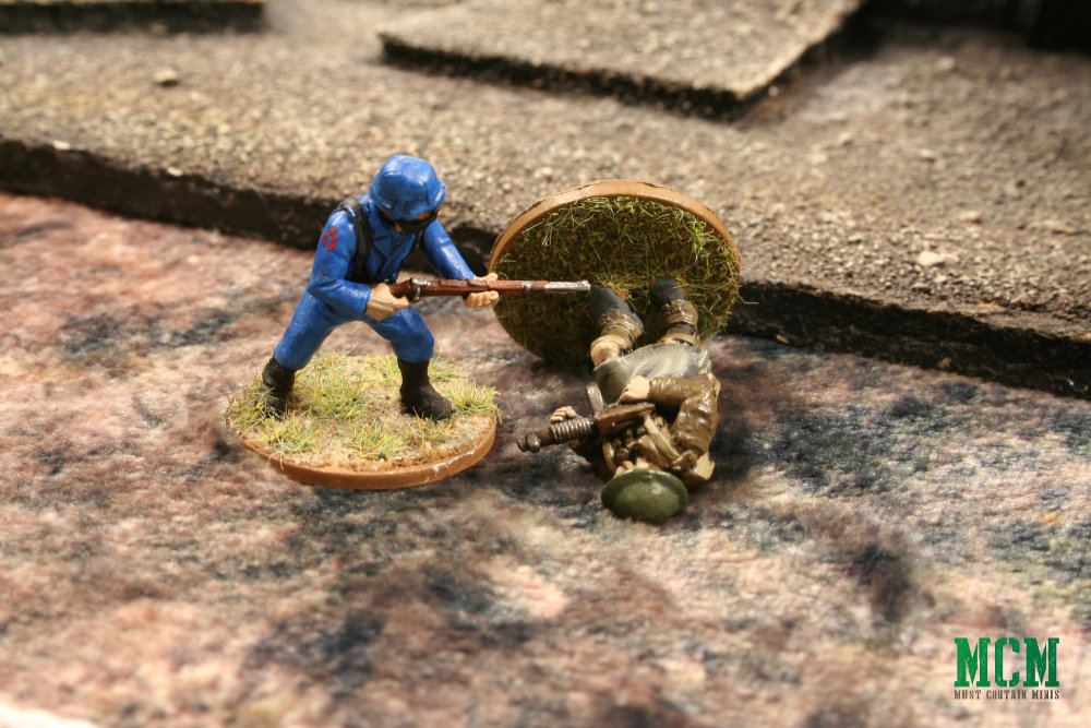 Bolt Action Skirmish Assault