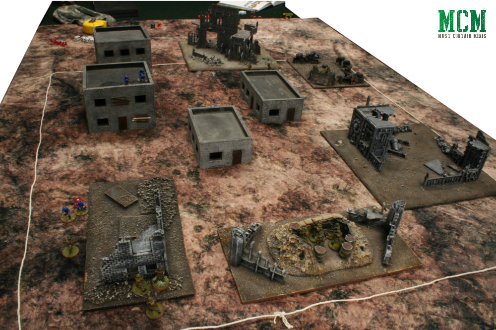 Osprey Games and Warlord Games WW2 AAR