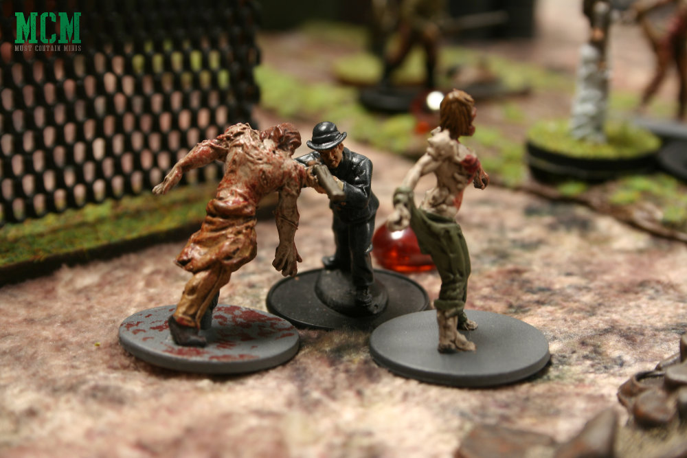 Reusing Miniatures from Zombicide and Bolt Action for Last Days the Miniatures Game