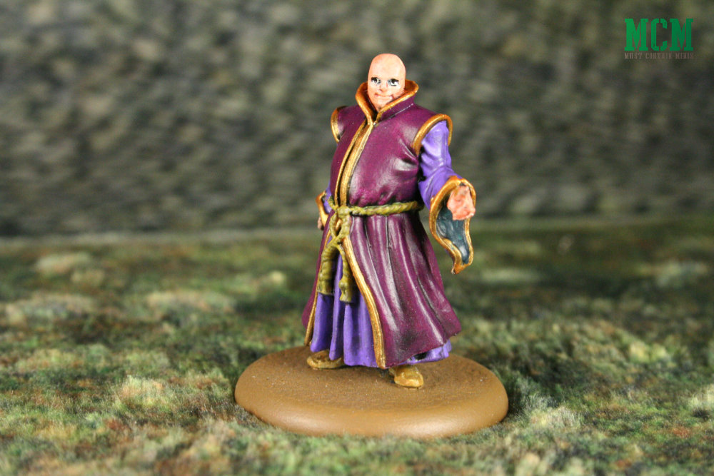 Lord Varys Miniature from a Song Of Ice and Fire Independent Miniatures