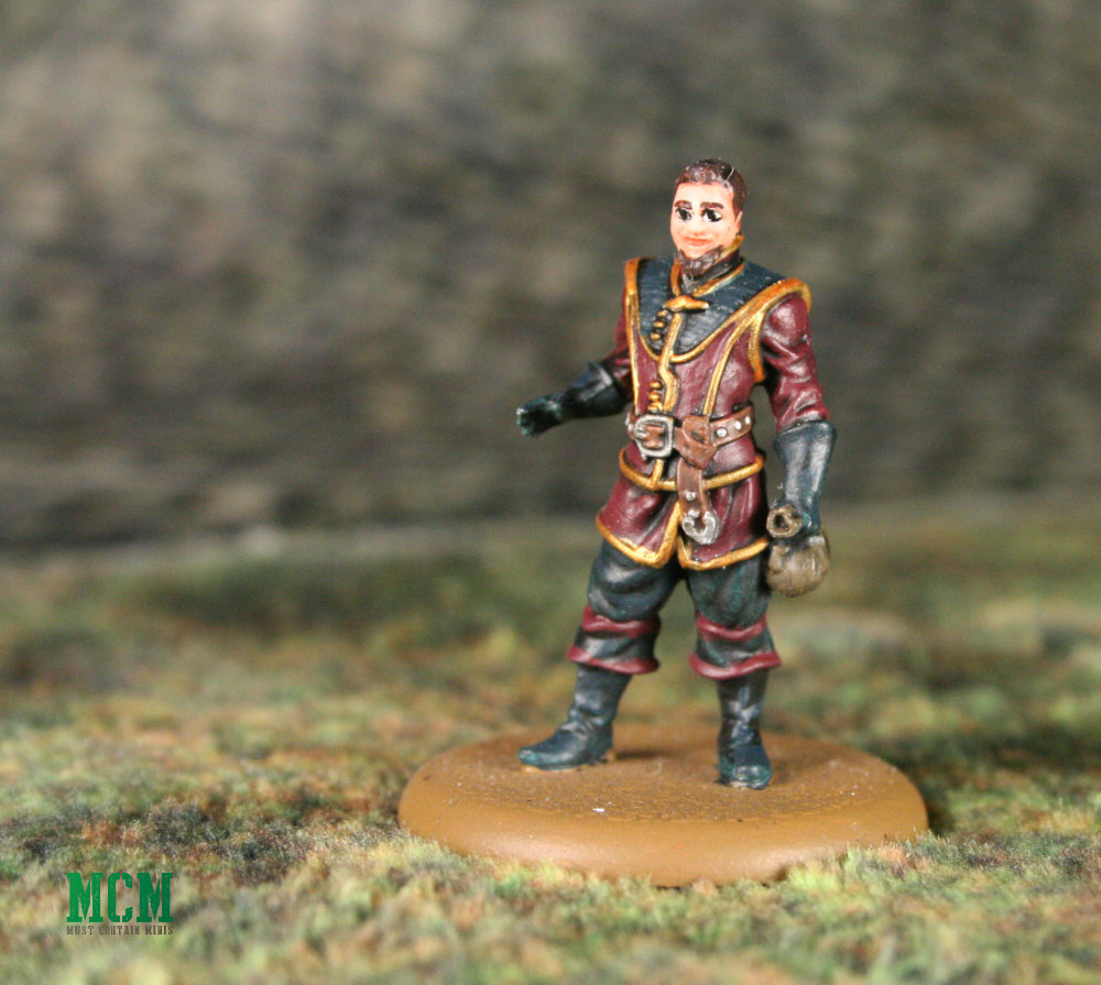 """Petyr Baelish or """"Littlefinger"""" from a Song Of Ice and Fire Independent Miniatures"""