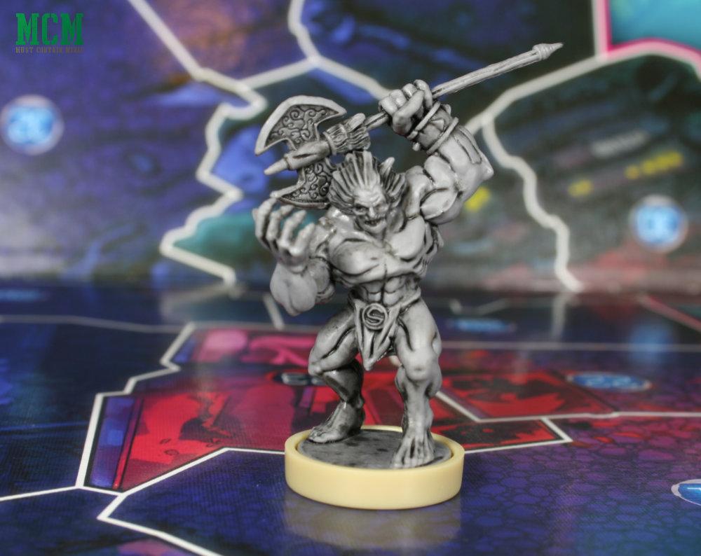 Warp Slaine Helter Skelter Miniature - Osprey Games