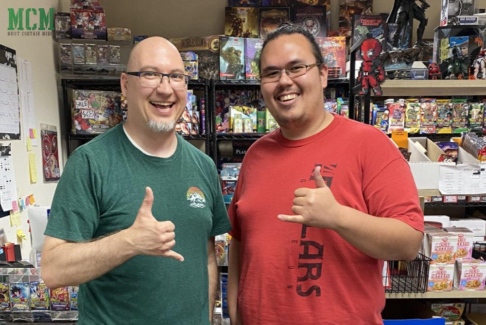 Game Store in Hawai'i - 4 Pillars Hobby Shop
