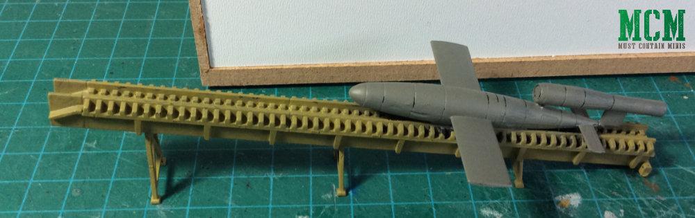 15mm V1 Rocket by Battlefront.