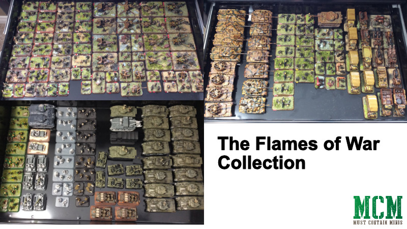 Read more about the article Flames of War Collection