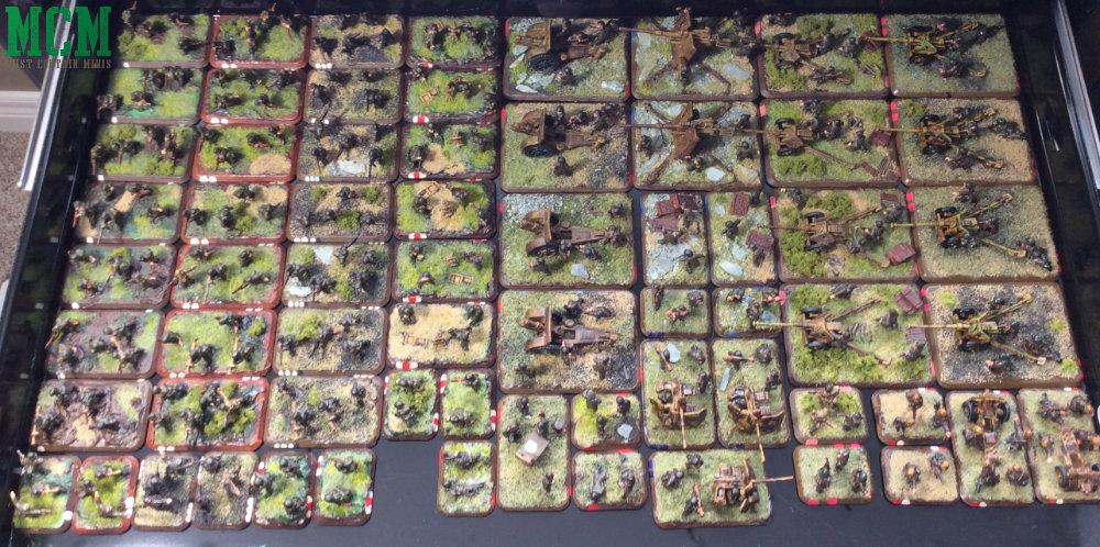 Flames of War Collection - German Heer Grenadier Army