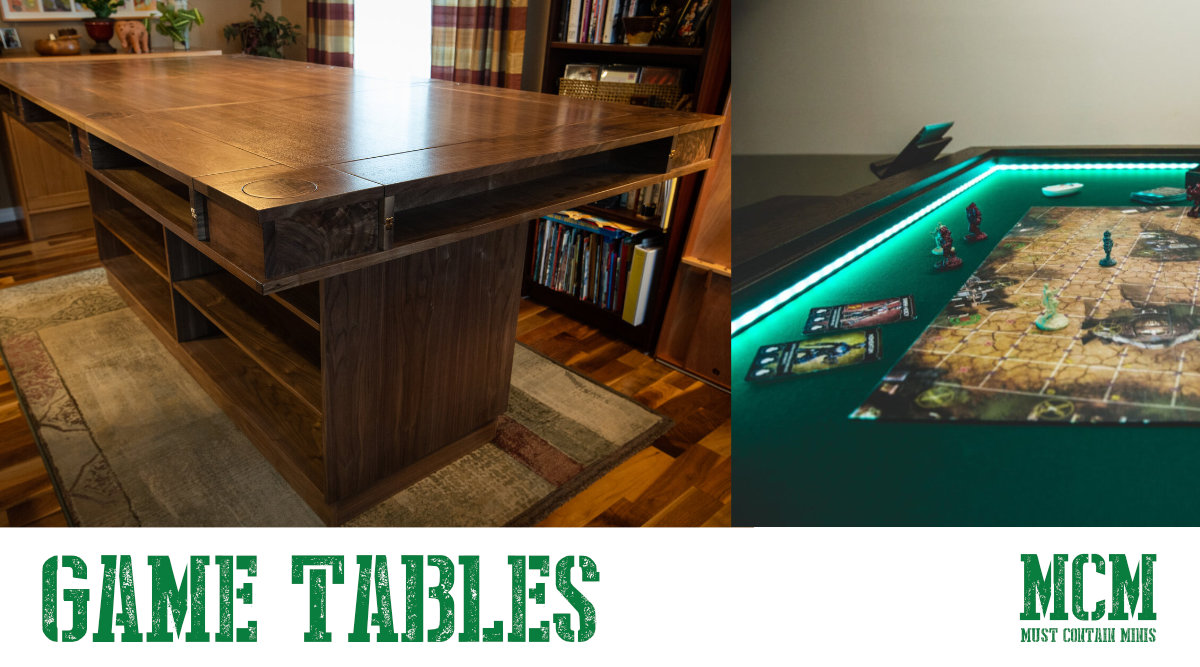 Read more about the article Finding the Best Miniature Wargaming Table