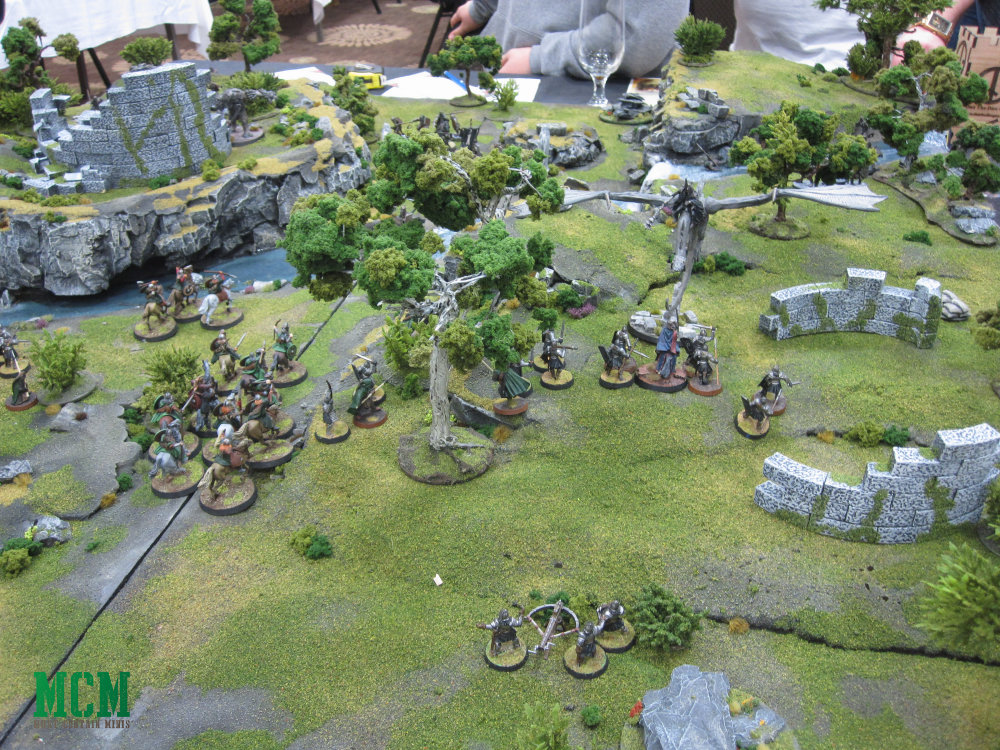 Middle-Earth Strategy Battle Game Lord of the Rings at Hotlead 2019