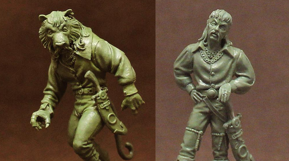 You are currently viewing A 32mm Tiger King Miniature?