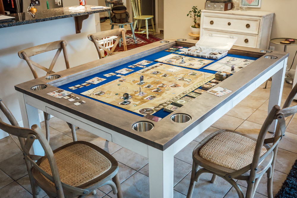 Awesome gaming table - Canadian Built