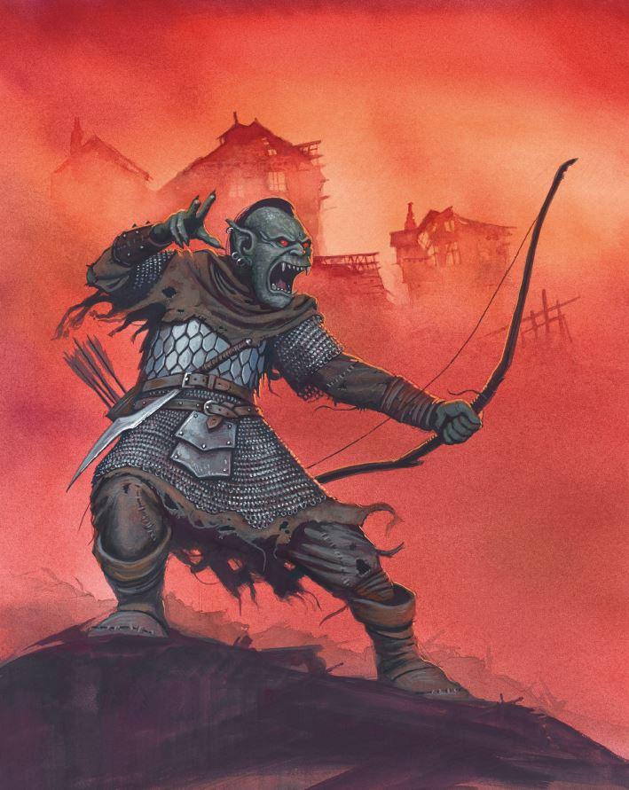 Oathmark Orc artwork