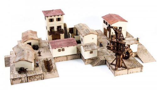 Pirates Cove by 4Ground - Terrain for Blood and Plunder