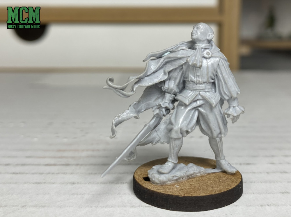 Westfalia Miniatures Review - Male Vampire