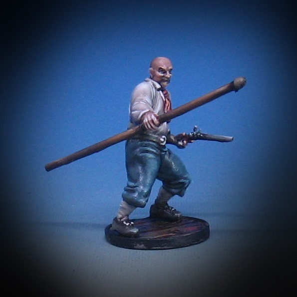 Blood and Plunder Miniatures
