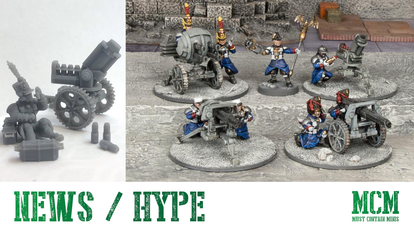 Read more about the article Grognard Heavy Weapons Incoming!!! Wargames Atlantic