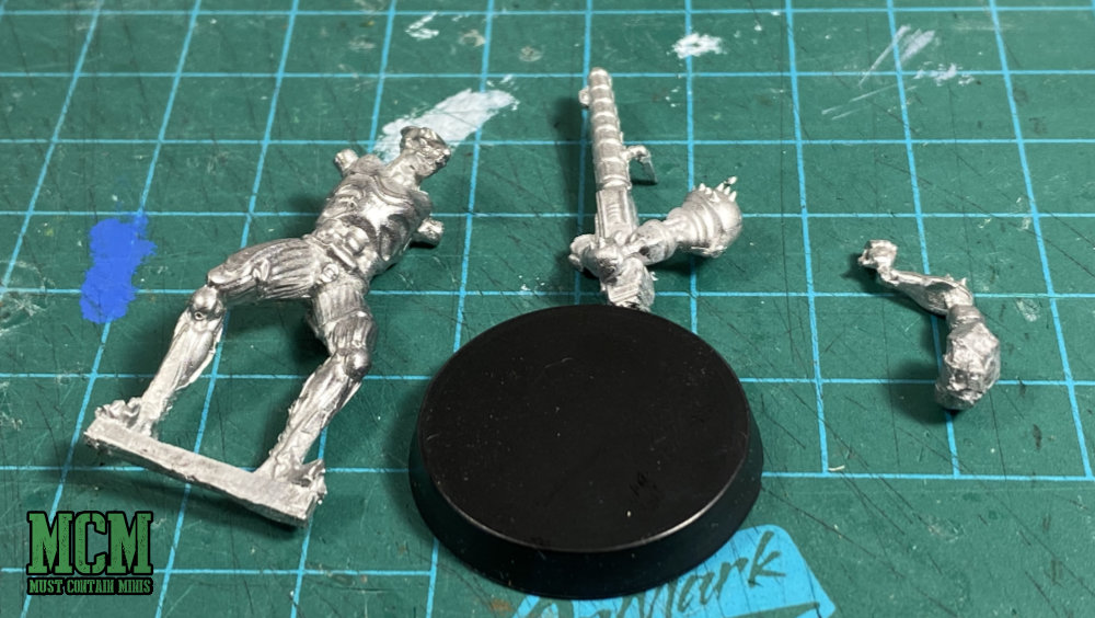 New Legions of Steel Miniatures