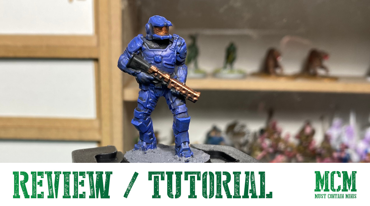 You are currently viewing Painting a Legions of Steel Miniature