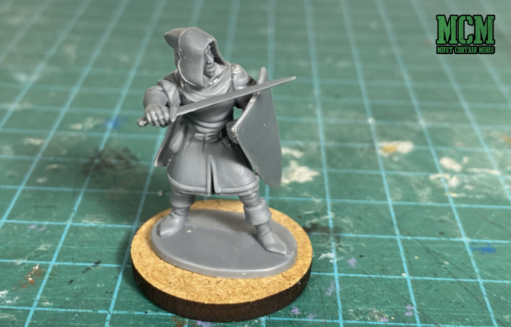 Using an Oathmark Elf as a Man-at-Arms or Pathfinder