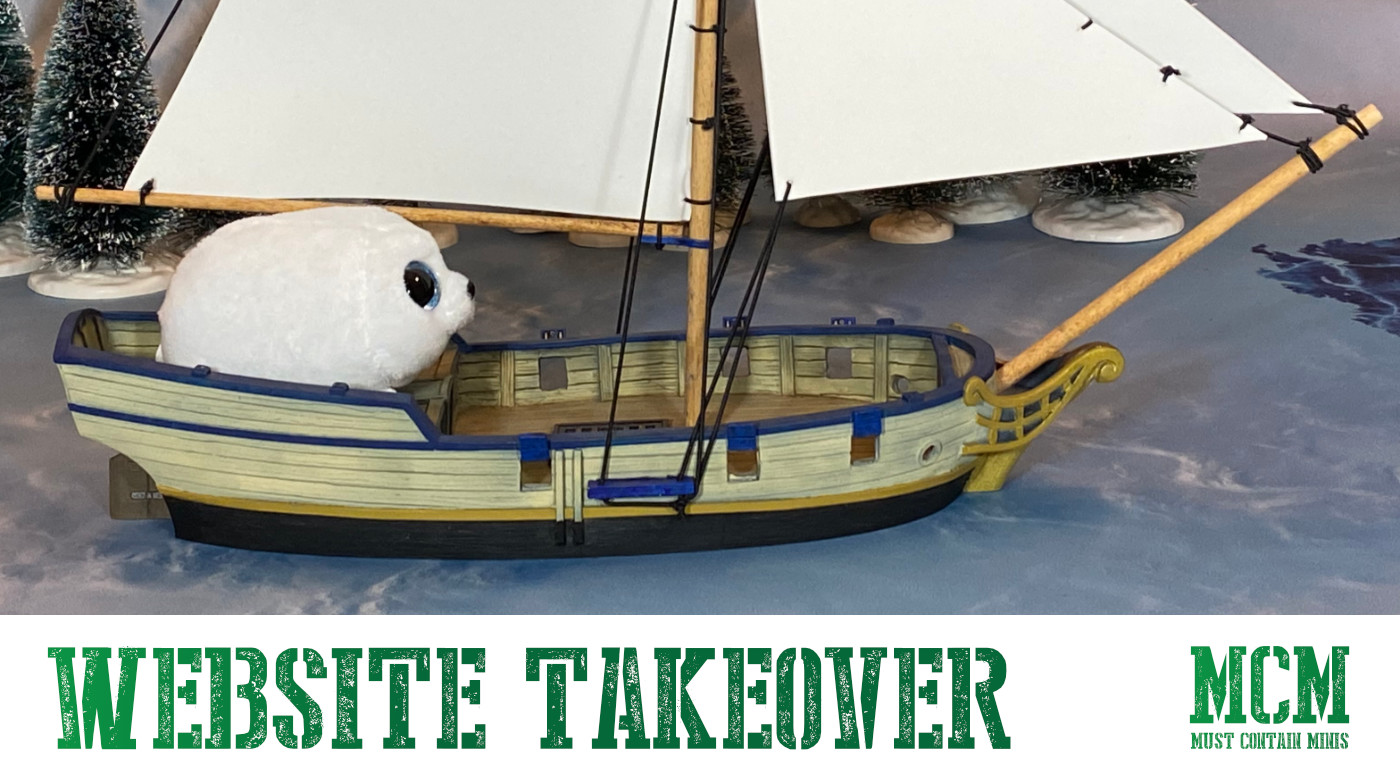Read more about the article Yar, Stuffie Pirates take over Must Contain Minis