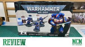 Read more about the article Assault Intercessors + Paints Set Review