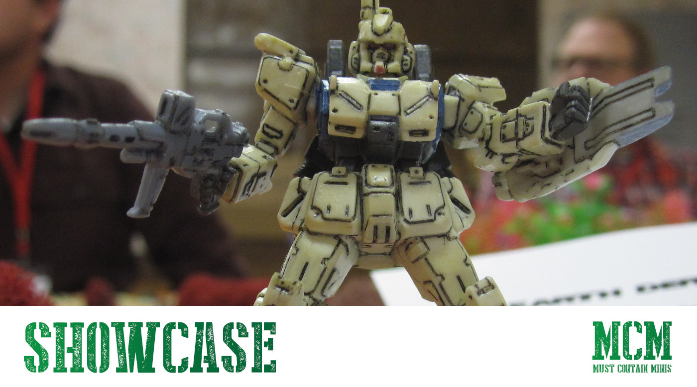 Read more about the article Showcase: Gundam Style Toy Mechs