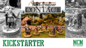 Read more about the article On Kickstarter – Flint and Feather: Contact