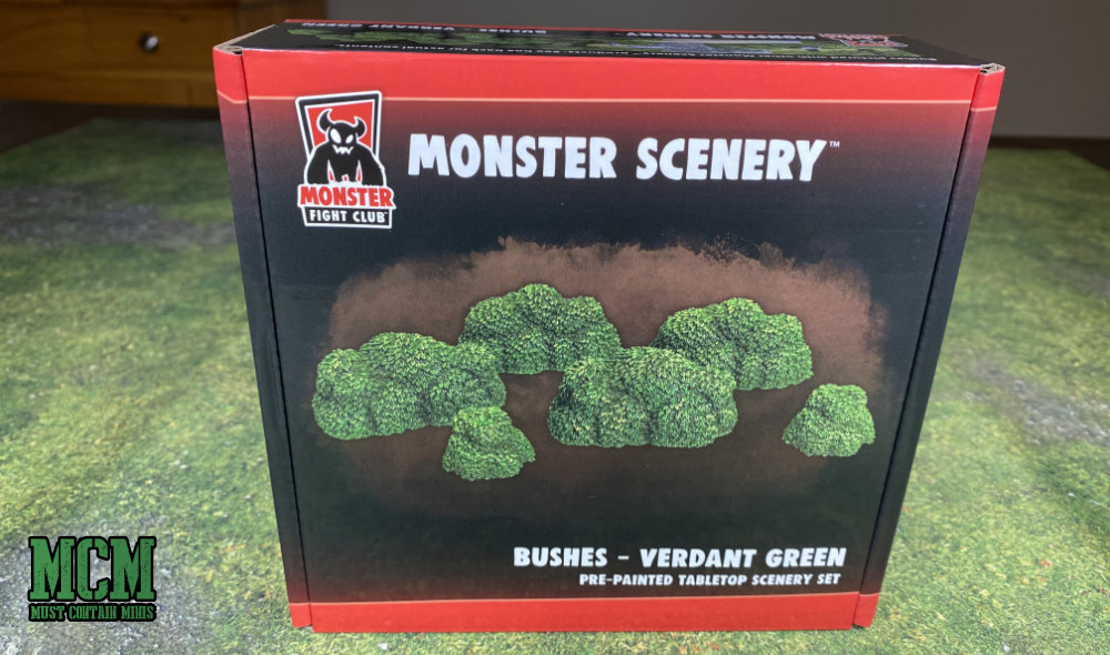 Monster Scenery Bushes Review