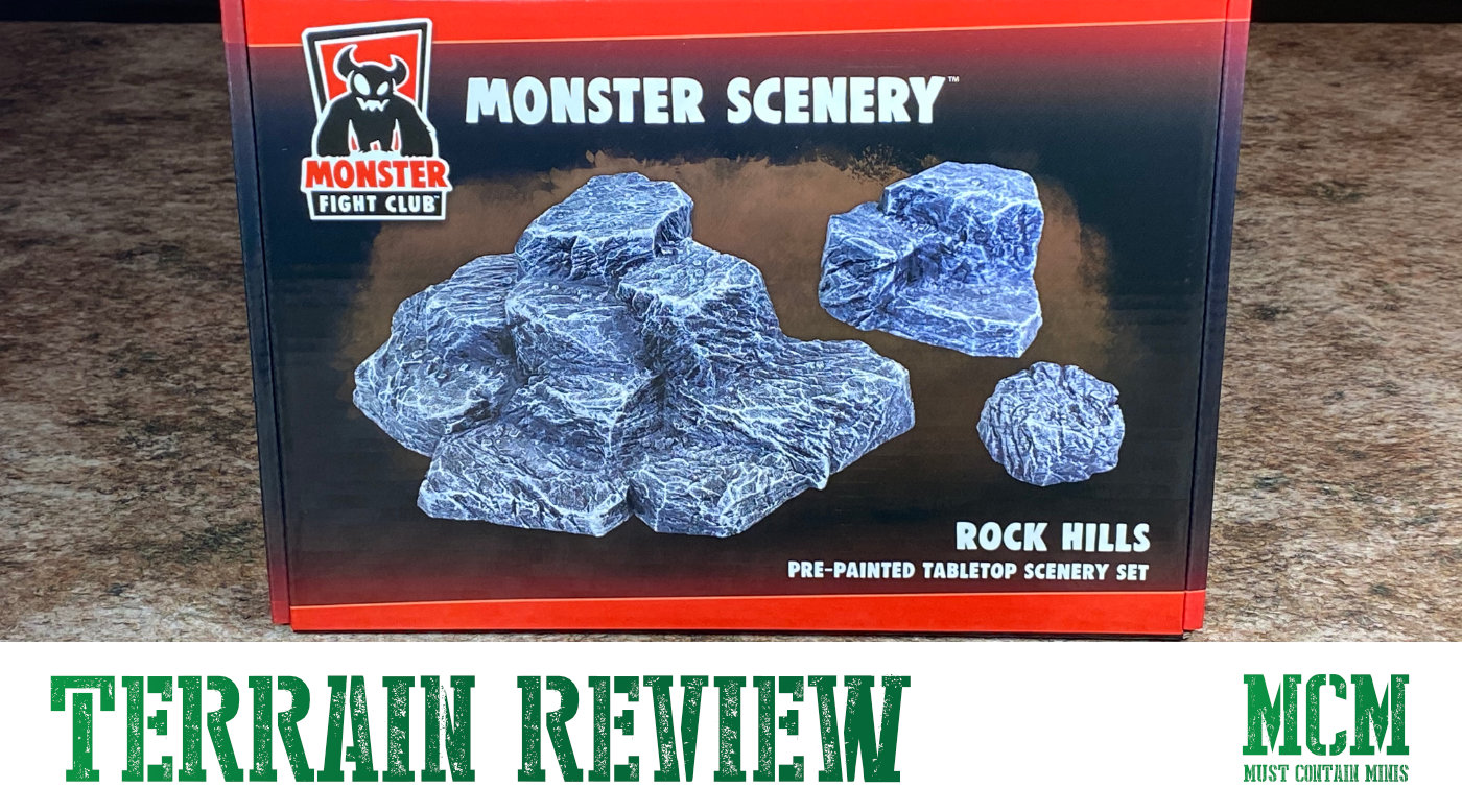 Read more about the article Monster Scenery: Rock Hills Review – Game Terrain