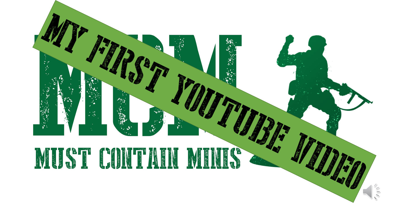 You are currently viewing Must Contain Minis is now on YouTube