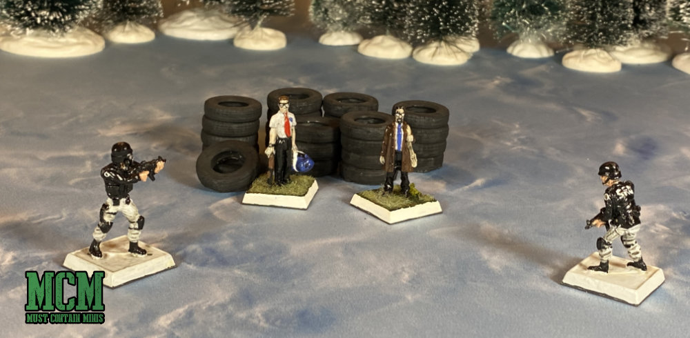 Tires Scatter Terrain Review for modern gaming