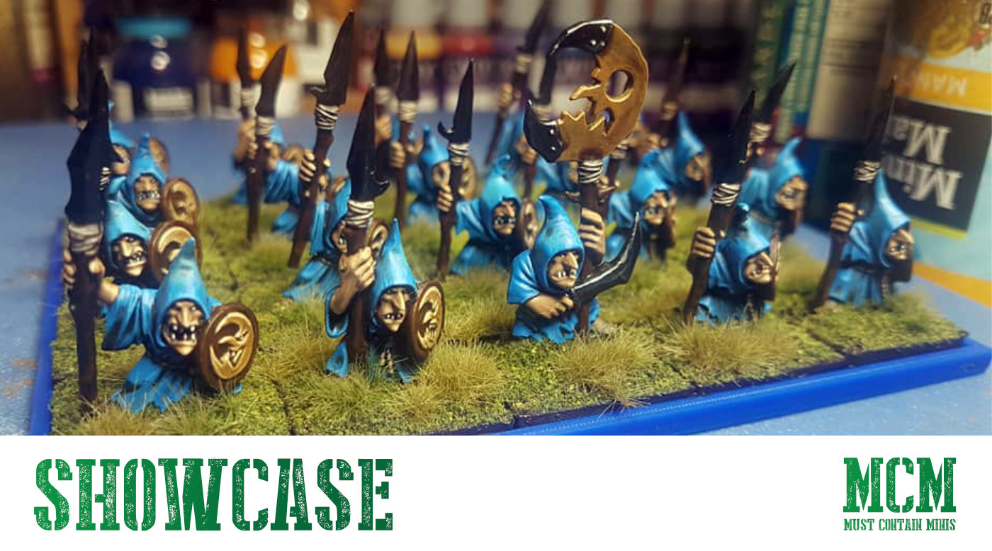 Read more about the article Warhammer Goblins Showcase – Games Workshop