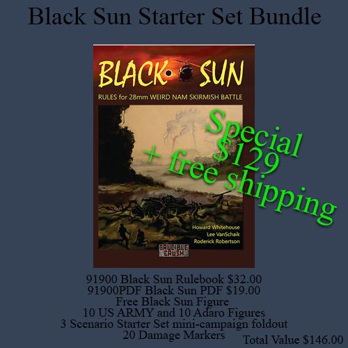Black Sun Starter ruleset package