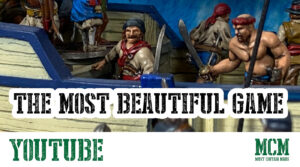 Read more about the article What is the Most Beautiful Tabletop Miniatures Game?