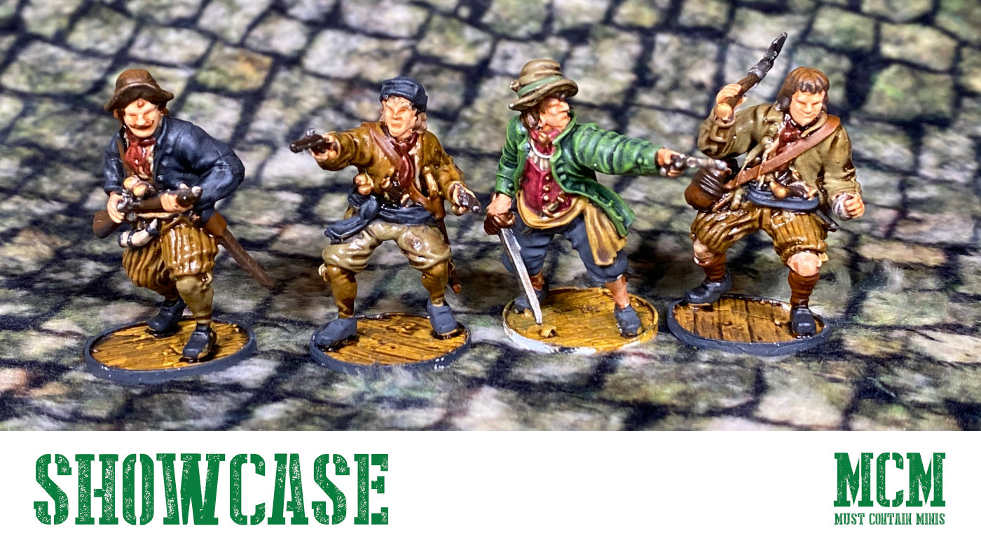 You are currently viewing Enter Ploeg Miniatures Showcase – Blood & Plunder