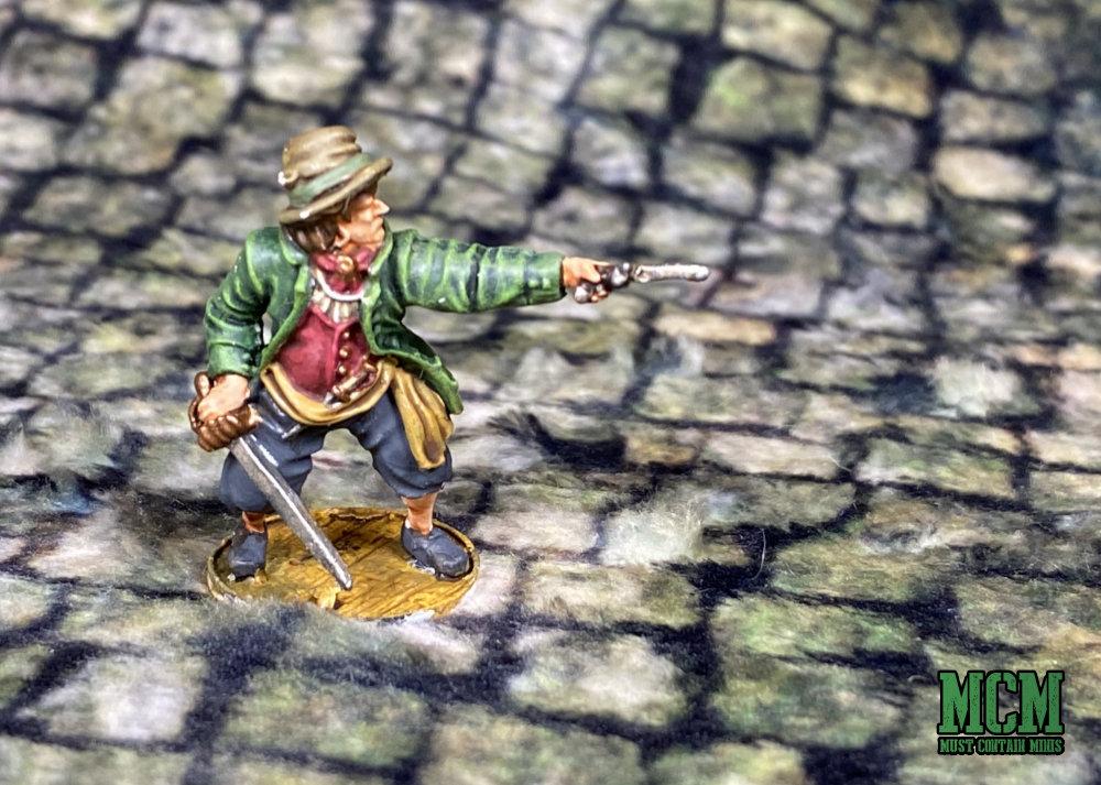 Painted Enter Ploeg miniature