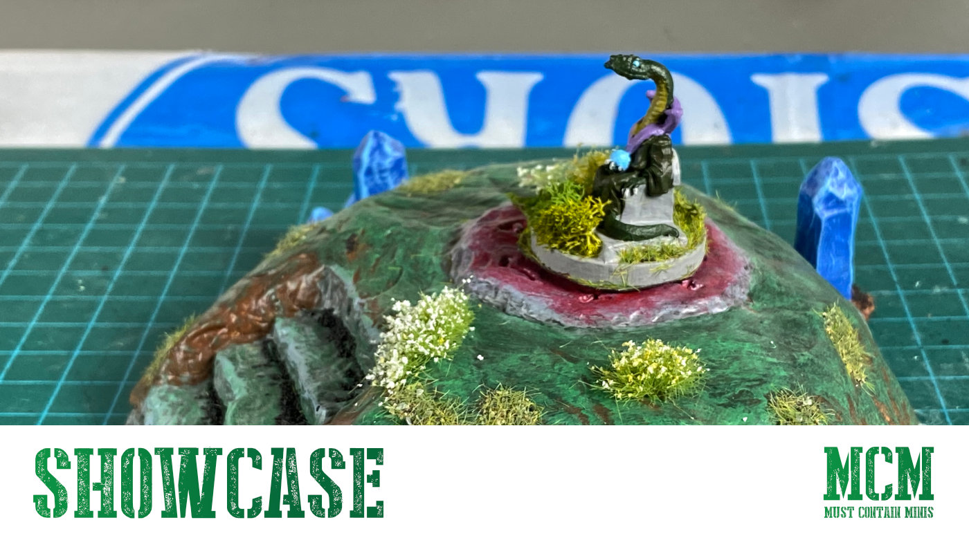 Read more about the article RAFM Cthulhu Miniatures Serpent Men Showcase