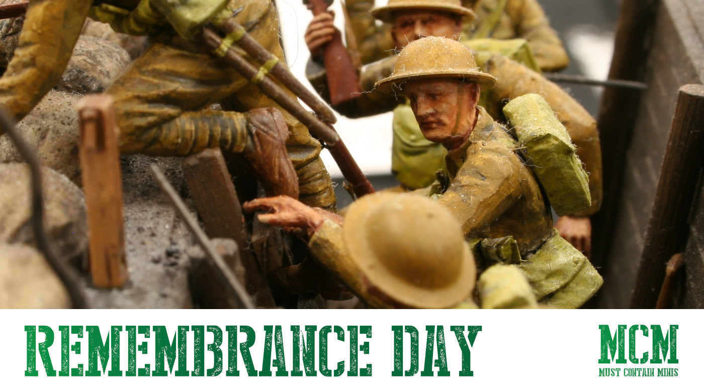 You are currently viewing Remembrance Day 2020 – A Day to Give Thanks