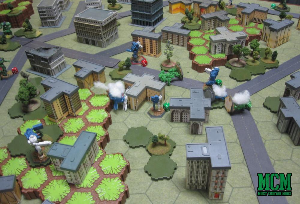 Battletech at Broadsword 8