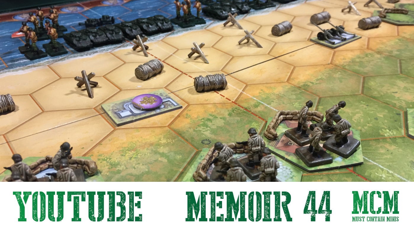 Read more about the article Memoir 44 – The Perfect Game for the Holidays