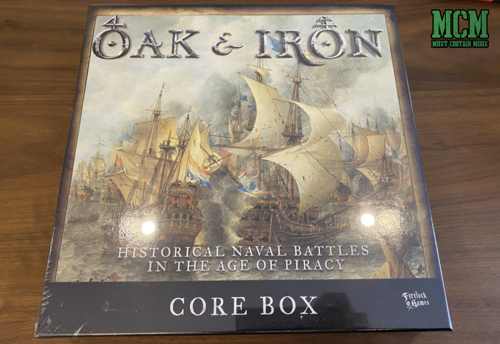 Oak & Iron Starter Set