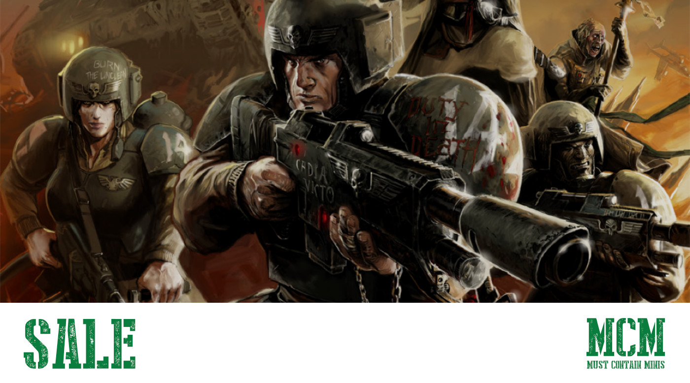 Read more about the article Warhammer 40K on Humble Bundle
