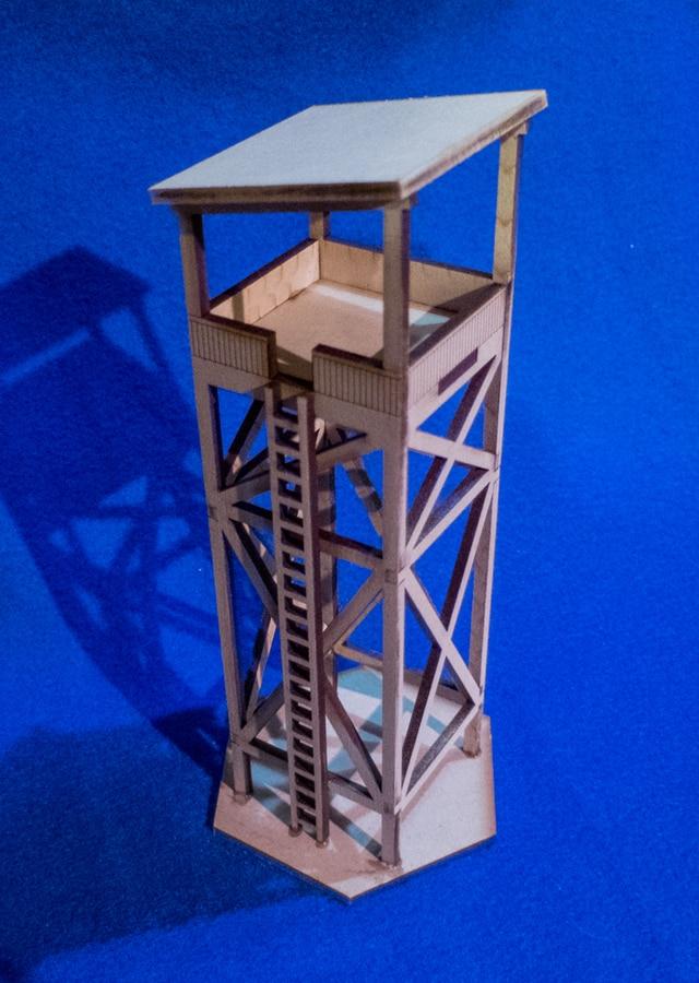 GameCraft miniatures tower