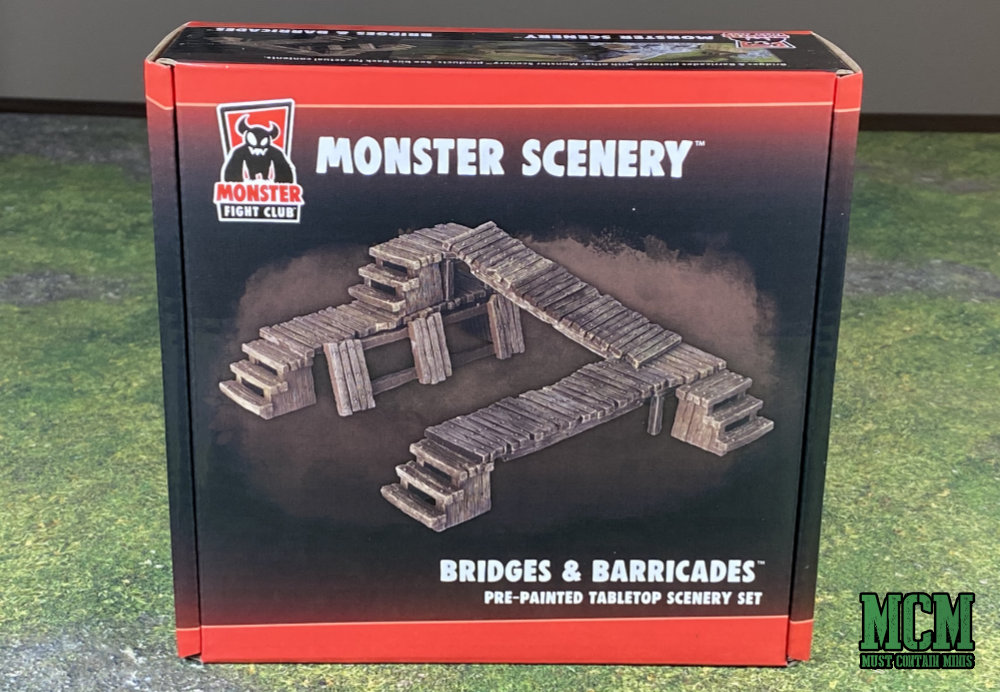 Monster Scenery Terrain Review