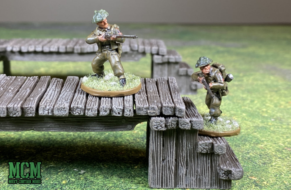 Monster Scenery Terrain Review - using the terrain with Bolt Action by Warlord Games.