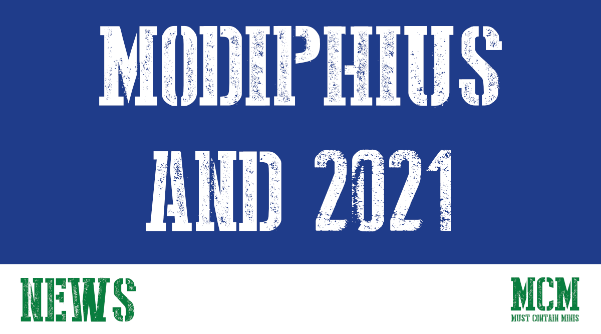 Read more about the article Coming from Modiphius in 2021
