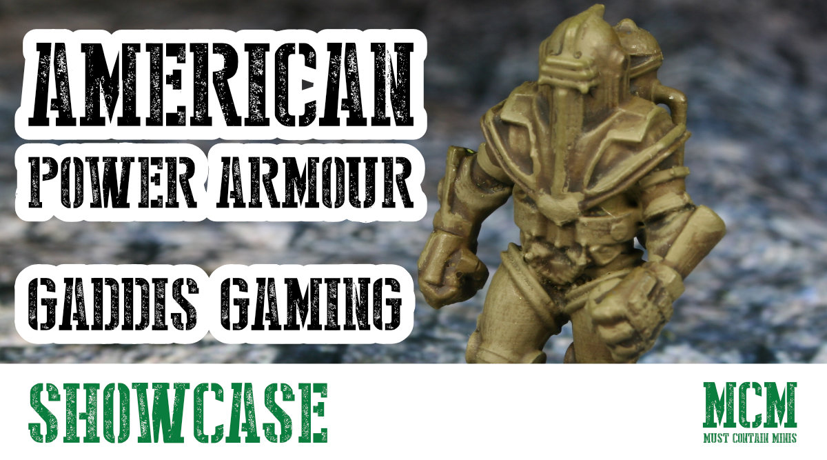 You are currently viewing American Power Armour by Gaddis Gaming