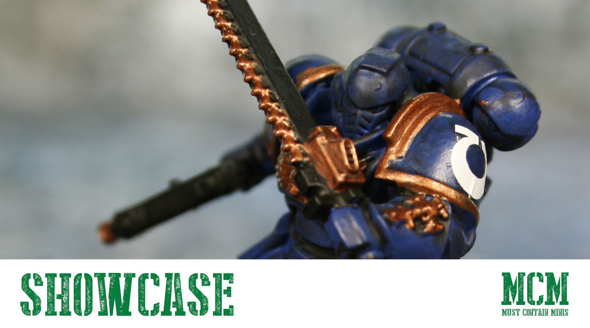 Read more about the article Painted Assault Intercessors – Showcase